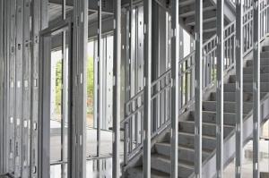 steel beam construction