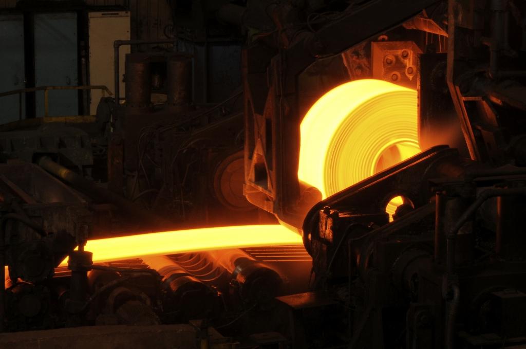 Hot-steel