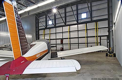 airplane-in-hangar