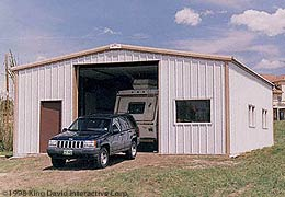 garage kit building