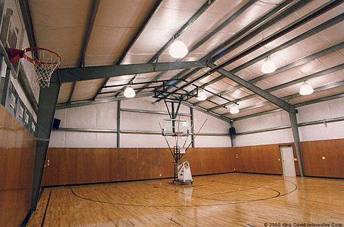 gym building