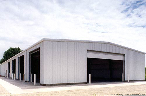 Steel Storage Buildings For Mini Warehouses And Self