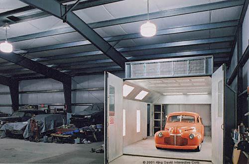 Small Shops Workshops Storage Olympia Steel Buildings