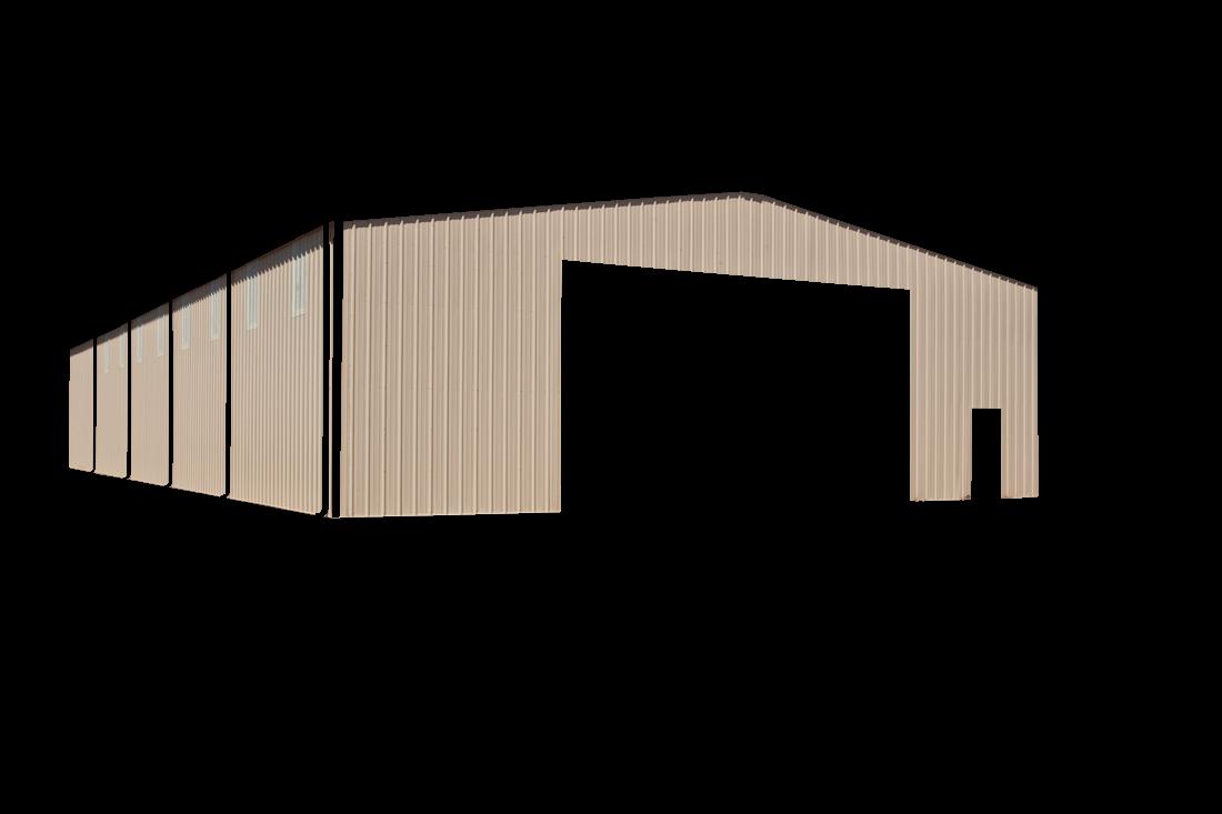 Color Sampler Olympia Steel Buildings